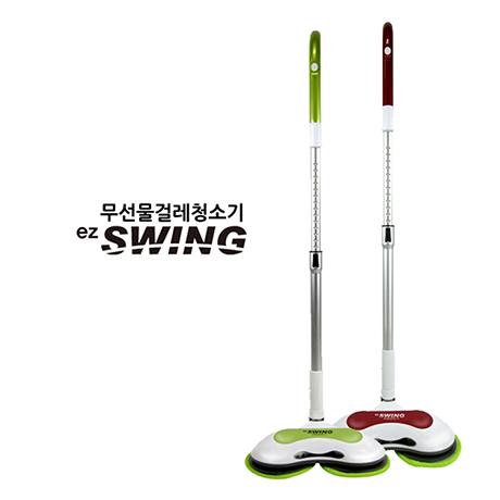 스윙 무선 물걸레청소기 SWING-2000